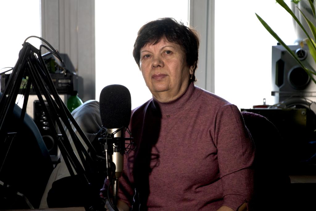 Матюшина Валентина Борисовна