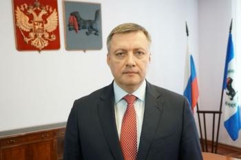 Губернатор Иркутской области Игорь Кобзев заразился коронавирусом