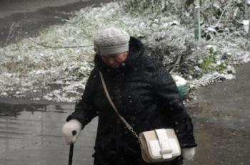 Жителей Иркутской области предупреждают о мокром снеге 31 октября