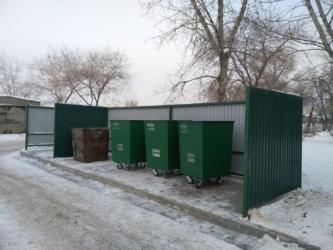 Игорь Кобзев поручил правительству восполнить дефицит контейнерных площадок