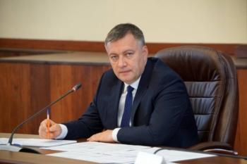 Игорь Кобзев: 85-летний юбилей Приангарья должен объединить всех жителей и гостей региона