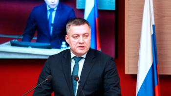 Инаугурацию губернатора Приангарья Игоря Кобзева назначили на 18 сентября