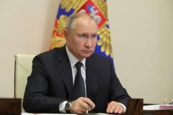 Уроженец Ангарска задал Путину вопрос про дворец в Геленджике