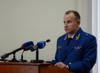 Владимир Путин подписал указ о назначении Андрея Ханько прокурором Иркутской области