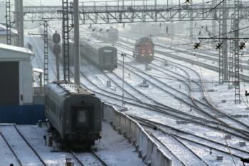 Движение через ж/д переезд в Черемхово будет ограничено 2 апреля