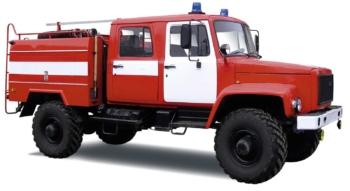 Первая в России частная пожарная часть открылась в Усольском районе