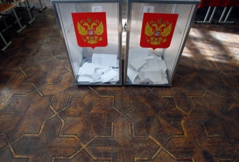 На 15 часов 18 сентября в Приангарье проголосовало 16,29%